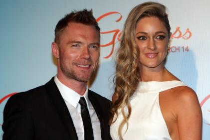 We are very lucky: Ronan and Storm Keating reveal sex of baby #2