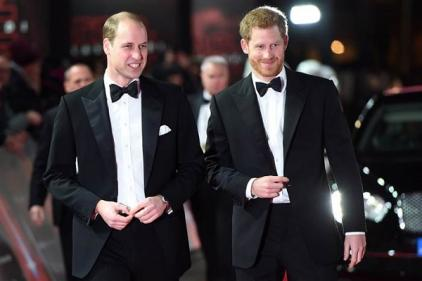 Prince William and Kate send sweet message to Harry on his 36th birthday