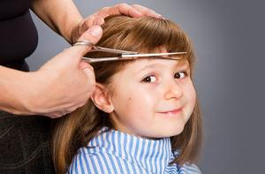 Three-year-old left in tears as two hairdressers refuse to give her a boyish haircut