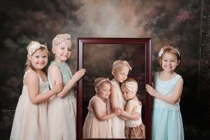 Cancer messed with the wrong princesses: survivors photoshoot is everything