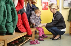 Mums know best when it comes to childcare