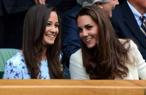 Pippa Middleton is taking pregnancy tips from THIS famous tennis star