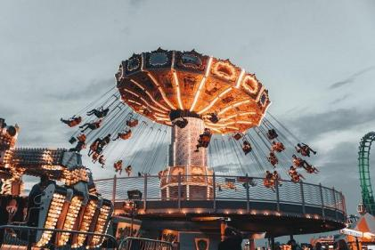 The top 10 amusement parks in the UK have been revealed