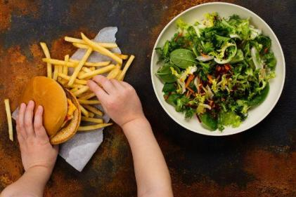 Staggering number of kids are too poor to eat healthy food, study finds