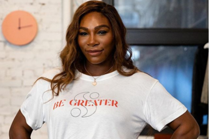 I touch myself: Serena Williams makes music video for breast cancer awareness