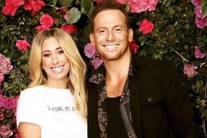We are so lucky: Stacey Solomon shares emotional tribute to Joe Swash