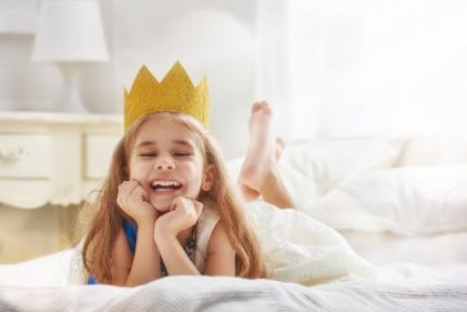 Does Every Little Girl REALLY Want to be a Princess?