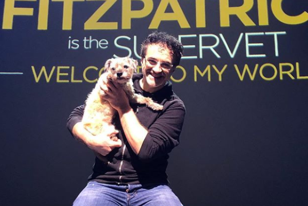 Watch: Why Noel Fitzpatrick has earned his title of Supervet as he saves a Dublin swan