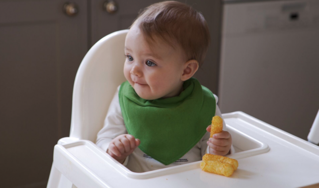 Are you guilty of pinching your toddlers' snacks?