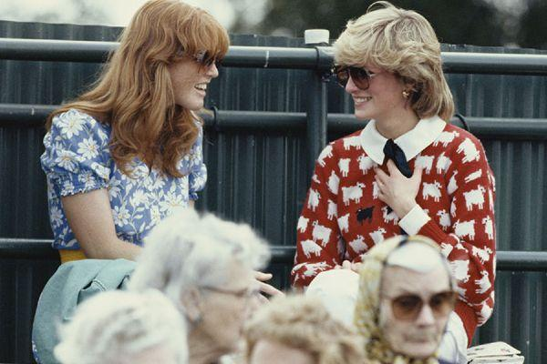 My best friend: Sarah Ferguson opens up about friendship with Princess Diana