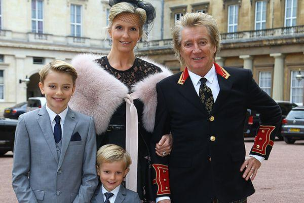 Penny Lancaster said the most moving thing to her son after he was bullied
