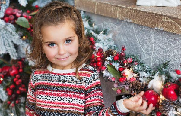 These six Christmas jumpers are perfect for your little ones