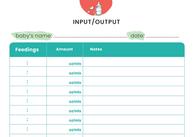 Input-Output tracker