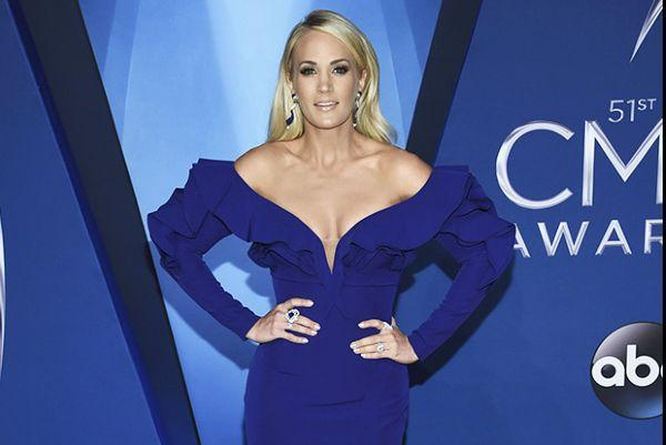 Hilarious: Carrie Underwood writes about relatable pregnancy struggle