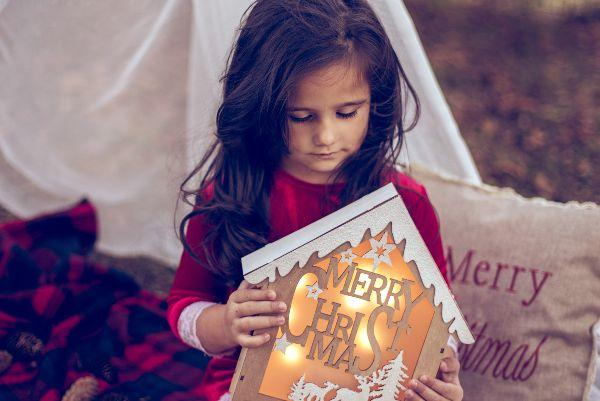 Build the excitement of Christmas for your little ones with these books