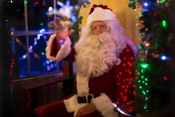 Getting a photo With Santa: It is for them or for us?