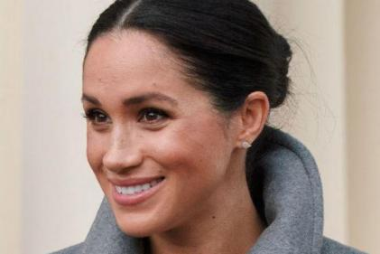 Meghan Markle shares unseen footage of her Smart Works clothing collection