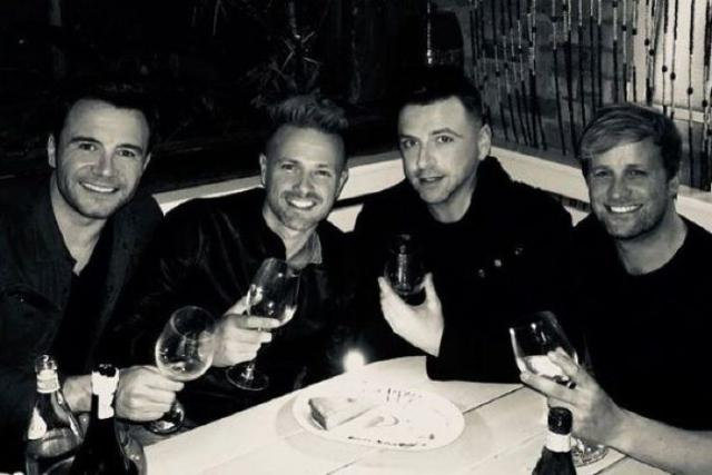 Westlife announce the release date for their comeback single and its VERY soon