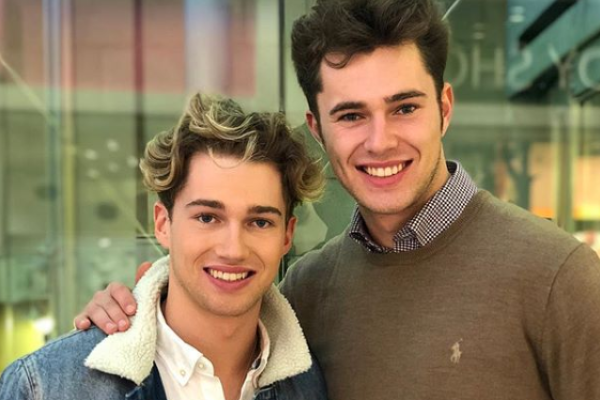 Terrifying: Strictlys AJ Pritchard and brother brutally attacked in nightclub