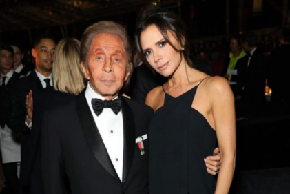 Victoria Beckham shares hilarious photo of David after New Years Eve