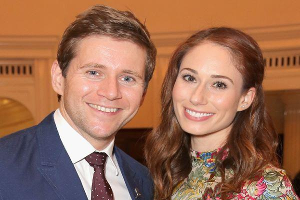 Congrats! Downton Abbeys Allen Leech and wife Jessica announce pregnancy
