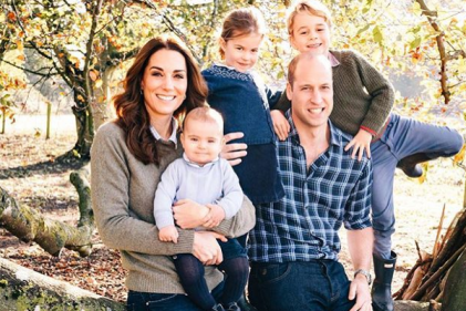 Kate and William share NEW photos of Prince Louis ahead of his first birthday