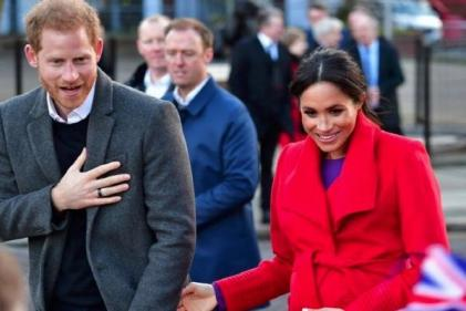 Baby Sussex: Meghan Markle has revealed her due date