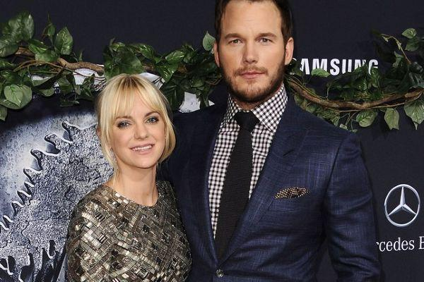 Anna Faris reveals how Chris Pratt told her about his engagement news