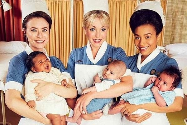 Series 7 of Call The Midwife is officially on Netflix