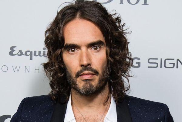 Fight battles: Russell Brand gives searingly honest take on parenthood