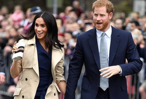 Heres why Prince Harry and Meghan are spending Valentines Day APART