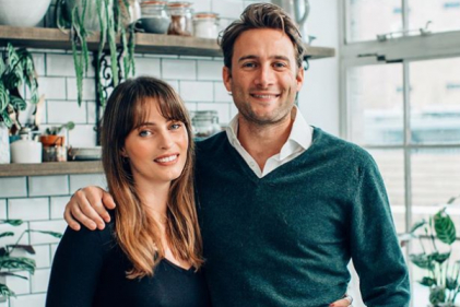 Luckiest people in the world: Congrats! Baby joy for Deliciously Ella