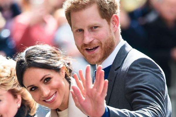Prince Harry and Meghan will return to London for final royal duties next month