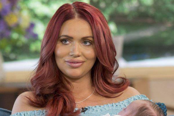 Worried: Amy Childs explains why she wants a boob reduction