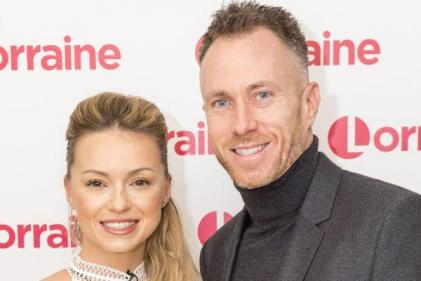 James and Ola Jordan pick traditional name for their beautiful daughter