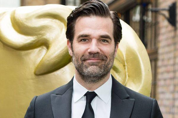 Brutal year: Rob Delaney reveals how sobriety helped him with loss of his son