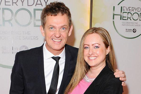 Matthew Wright shares the first photo of his adorable daughter Cassady