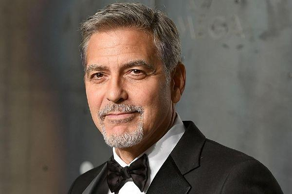 Pursued and vilified: George Clooney compares treatment of Meghan to Diana