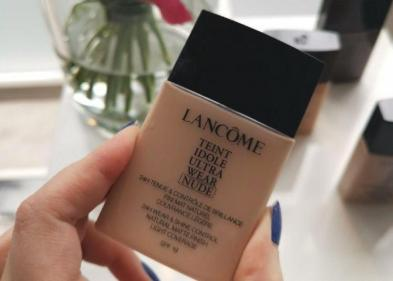 We took the latest £40 high-end your skin but better foundation for a test drive