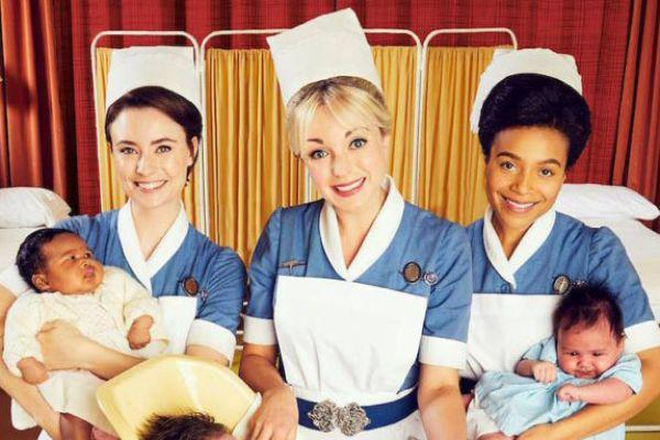 Good chemistry: Call The Midwifes Nurse Valerie reveals a star will make a comeback
