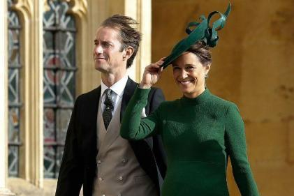 Pippa Middleton opens up about her baby boy Arthur for the first time