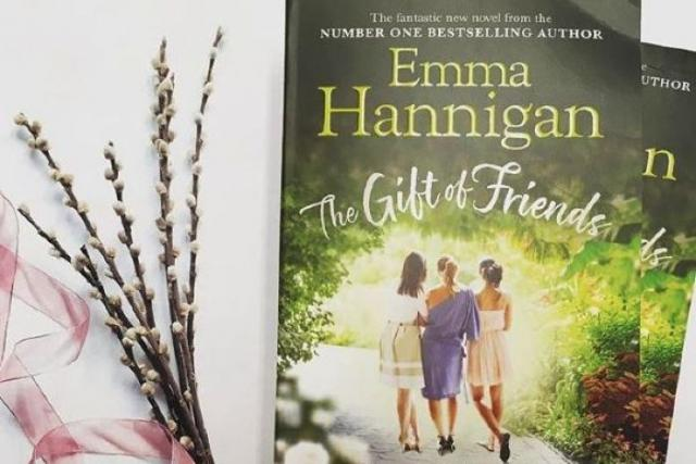 The Gift of Friends by Emma Hannigan is the one book you NEED to read this month