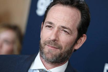 Molly Ringwald shares heartfelt tribute to Riverdale co-star Luke Perry