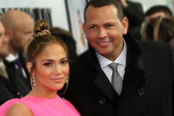 Congrats! J.Lo and Alex Rodriguez announce engagement