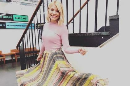 These 3 foods help Holly Willoughby maintain a healthy weight