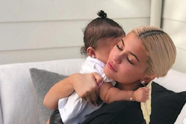 Kylie Jenner almost picked this beautiful flower name for baby Stormi
