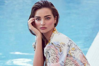 Miranda Kerr is teaching her son Flynn the best lesson about money