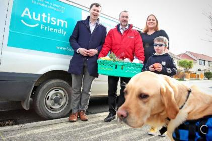 SuperValu announces FREE online delivery for World Autism Awareness Month