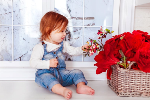 Five things every mum will say to her toddler