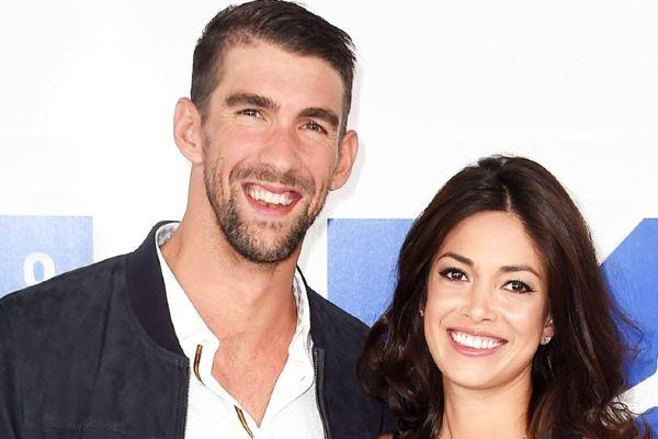Baby on board: Michael Phelps set to become a dad for the third time